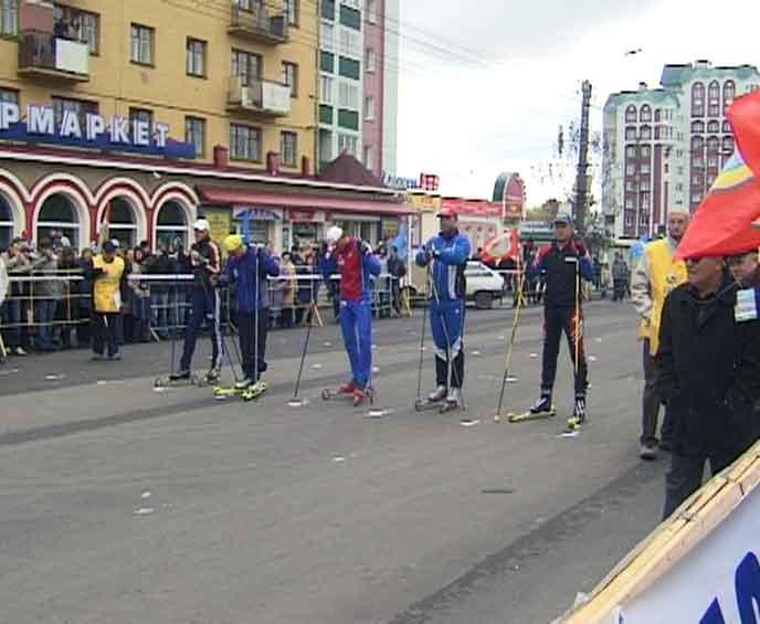 Финал Кубка России по лыжероллерам
