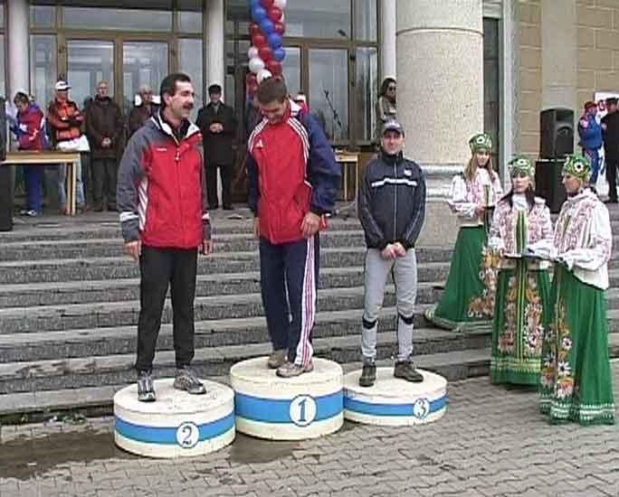 Призеры Кубка России по лыжероллерам