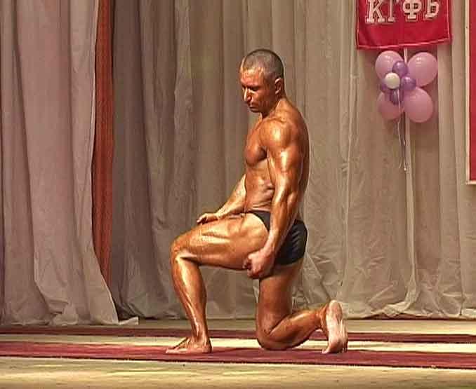 Всероссийский турнир по бодибилдингу, бодифитнесу и фитнесу «Вятский медведь 2006»