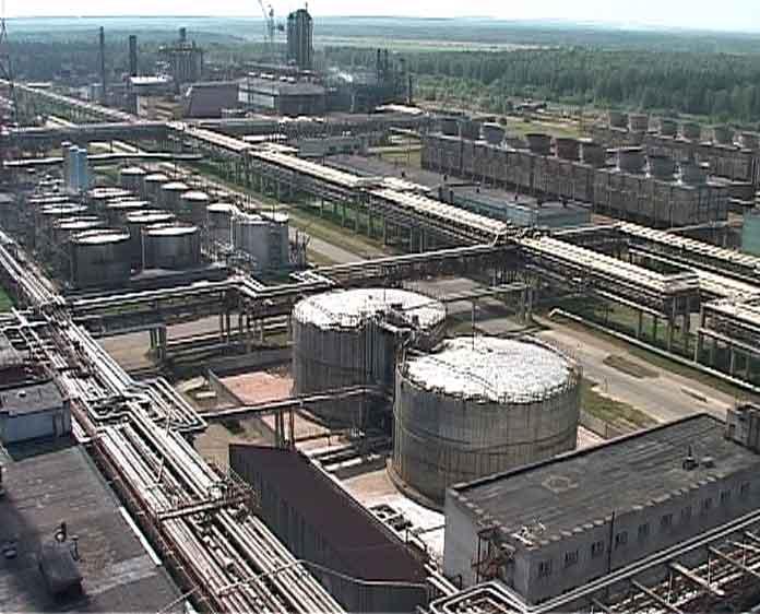 Шестидесятилетие Кирово-Чепецкого химического комбината