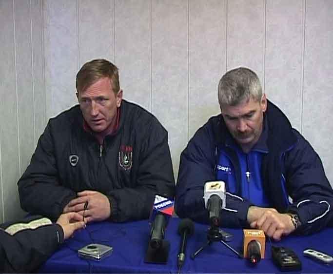Итоги матча между «Динамо» и «Рубин-2» подвели тренеры команд