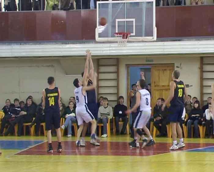 В ближайшую среду начнется новый баскетбольный сезон