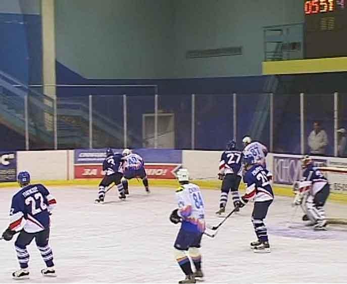 Победа кирово-чепецкой «Олимпии»