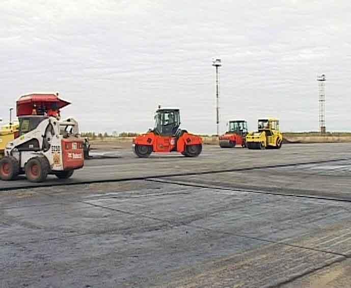 В будущем аэропорт «Победилово»  - аэропорт международного класса