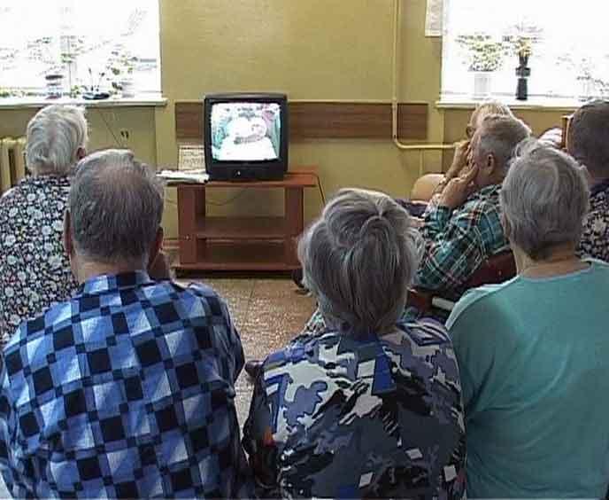 Ветераны - внимательные телезрители