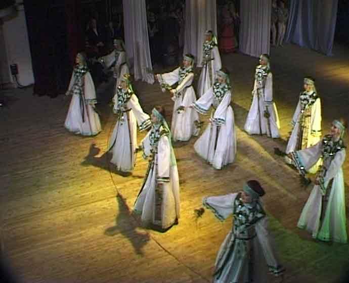 Победители всероссийского праздника танца на приз Владимира Захарова