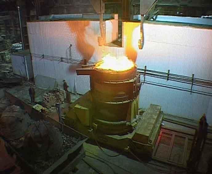 Реконструкция на Омутнинском металлургическом заводе