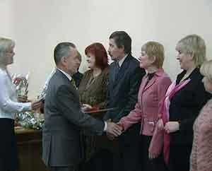 Больше половины премий Кировской области получил КЛЕН