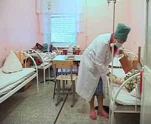 Новая жизнь районных больниц