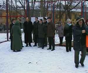 Спортивные площадки от «Единой России»