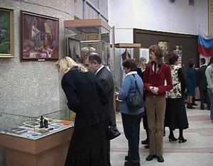 Уникальная экспозиция в Диораме