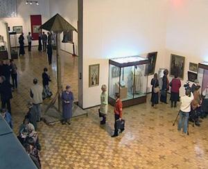 Открытие выставки, посвященной творчеству Аполлинария Васнецова