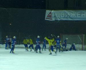 Кировская «Родина» потерпела второе поражение на домашнем льду