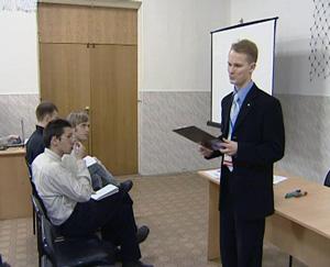 Сегодня в Кирове открылся Первый городской молодежный форум