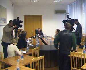 Геннадий Плехов подвел итоги уходящего года