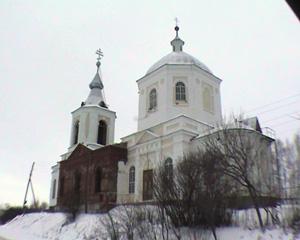 Церковь Успения Пресвятой Богородицы в селе Слудка