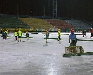 Архангельский стадион «Труд»