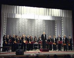 Юбилей Сергея Голушкова