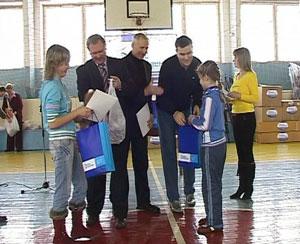 Помощь Стуловской детско-юношеской спортивной школе