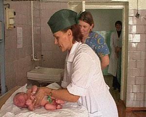 С начала 2007 года в Кировской области зарегистрировано 145 повторных родов