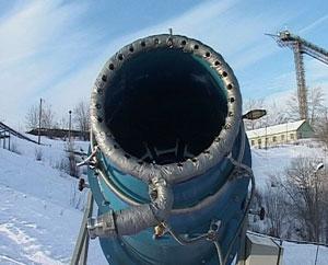 Снежная пушка