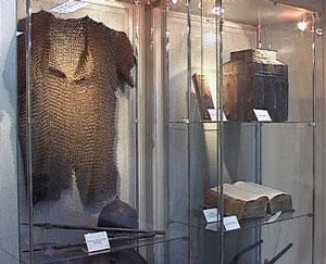 Новые экспозиции к дню рождения музея