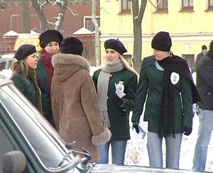 Акция студентов ВГГУ