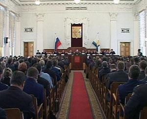 В Кирове прошло совещание руководства области с правоохранительными органами