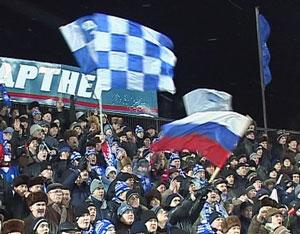 Последний матч на предварительной стадии Чемпионата страны среди клубов высшей лиги