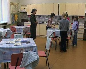 Скоро юбилей школы-интерната для детей, склонных к заболеванию туберкулезом