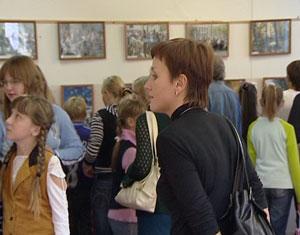Фотовыставка про Вятку и ее жителей