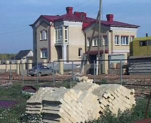 Строительство новых микрорайонов Кирова