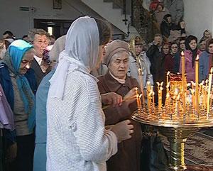 Престольный праздник и Всесветные Бабьи именины