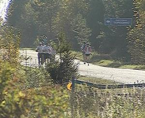 Соревнования по марафонскому бегу