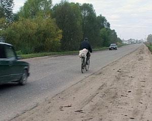 Поселок велосипедистов