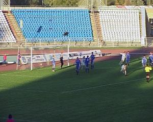 Матч «Динамо» - «Лада». Победил тот, кто больше этого хотел