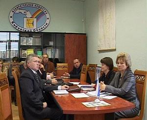 Видеоконференция с председателем ЦИК России Виктором Чуровым