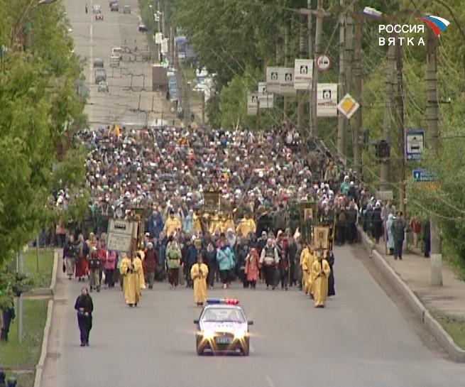 Крестный ход-2008 завершился