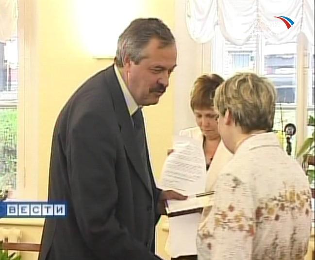 Премией имени Николая Заболоцкого наградили библиотекаря