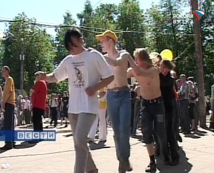 Из Александровского парка – в любую точку мира