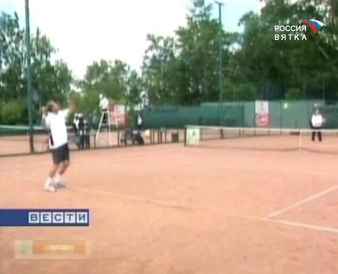 Киров на теннисной карте России