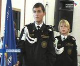 Полицейский, и с красным дипломом