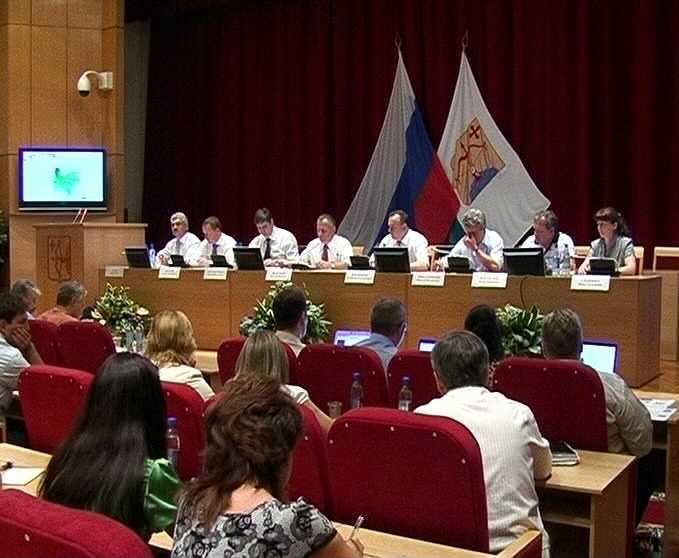 Расширенное заседание Экономического совета при Губернаторе Кировской области