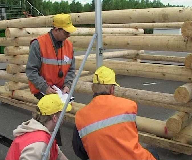Кировские лесорубы готовятся к ежегодным соревнованиям