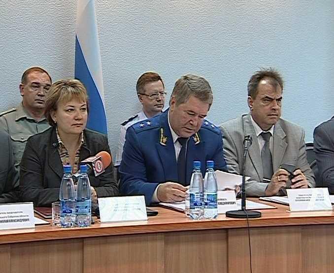 Итоги работы прокуратуры Кировской области за первое полугодие