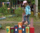 Игровая площадка детского сада «Елочка»