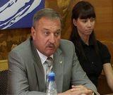 Встреча Альберта Поморцева с журналистами