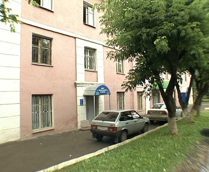 Центр обслуживания клиентов на улице Захватаева