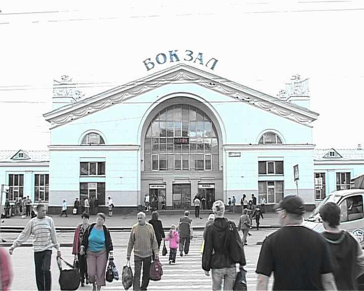 Объявлен конкурс проектов обустройства привокзальной площади