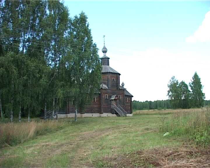 Село Рябово- источник вдохновения художников